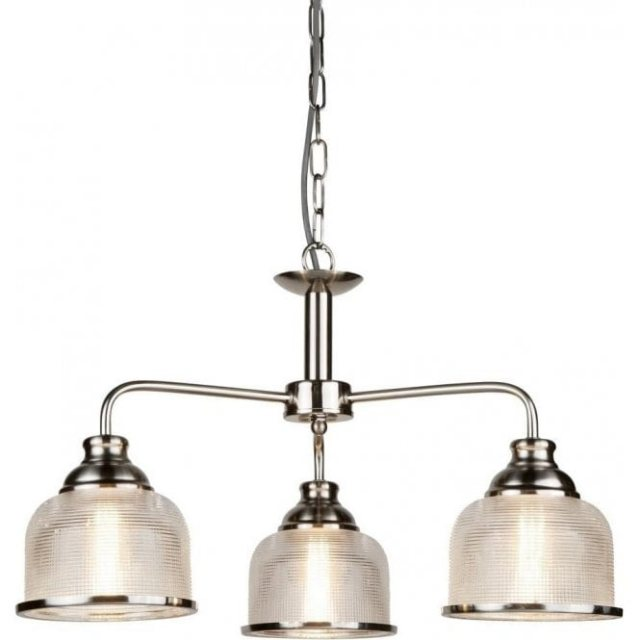 Julia Jones Hendon II 3L satin silver pendant