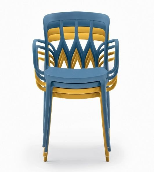 Bontempi Casa Galaxy Carver dining chair