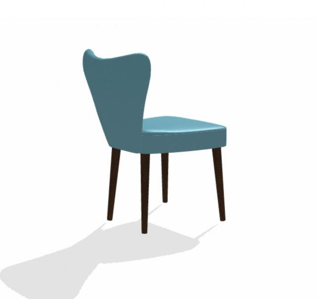 Fama Ginger comfortable dining chair