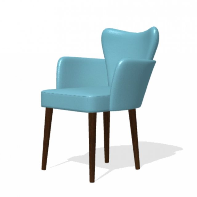 Fama Fred comfortable dining chair