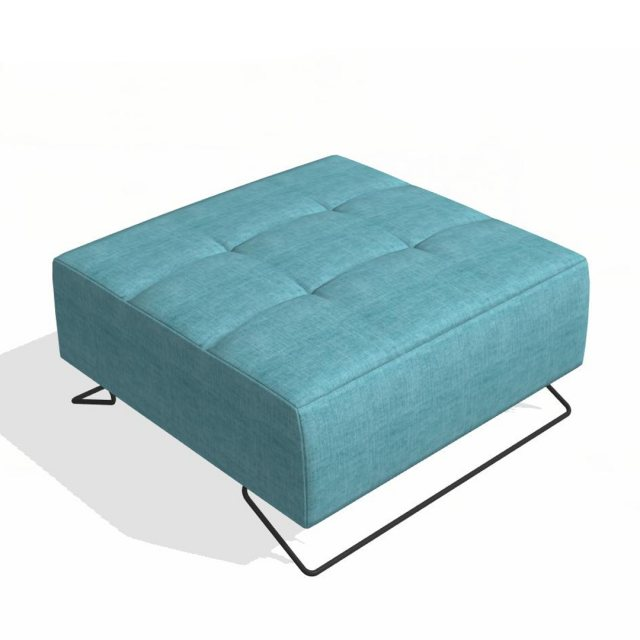 Fama Luci Pop Footstool