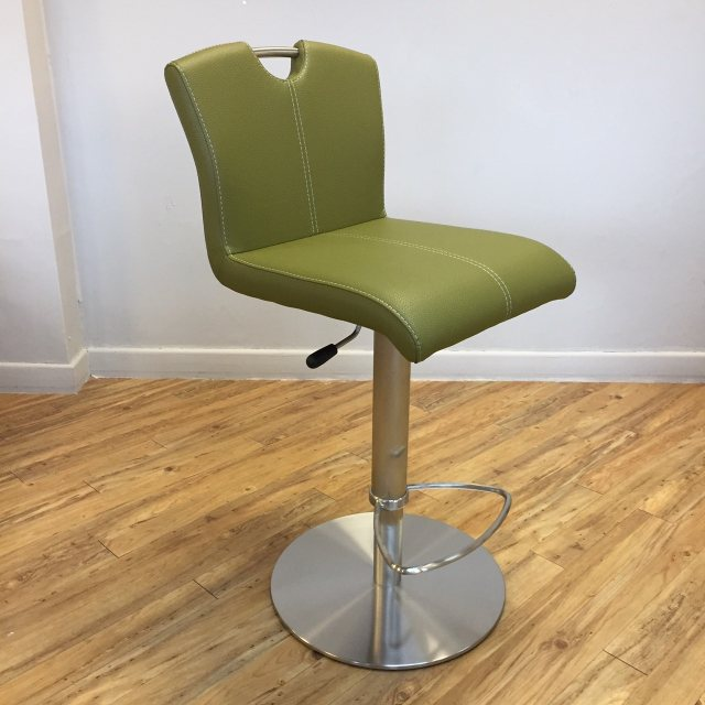 Hemer gas lift barstool