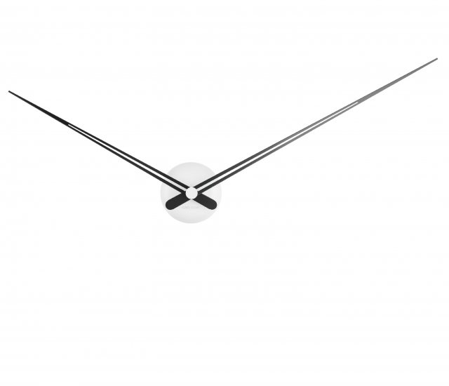 LBT sharp wall clock