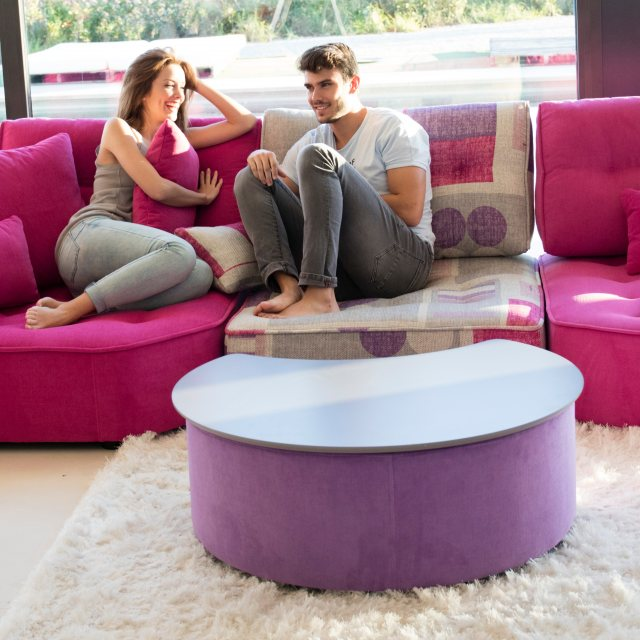 Luna lift up coffee table