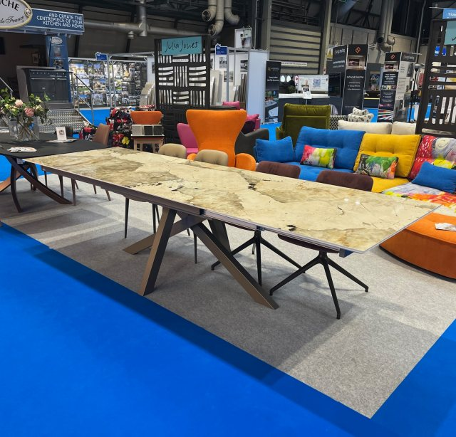 Dekton dining table