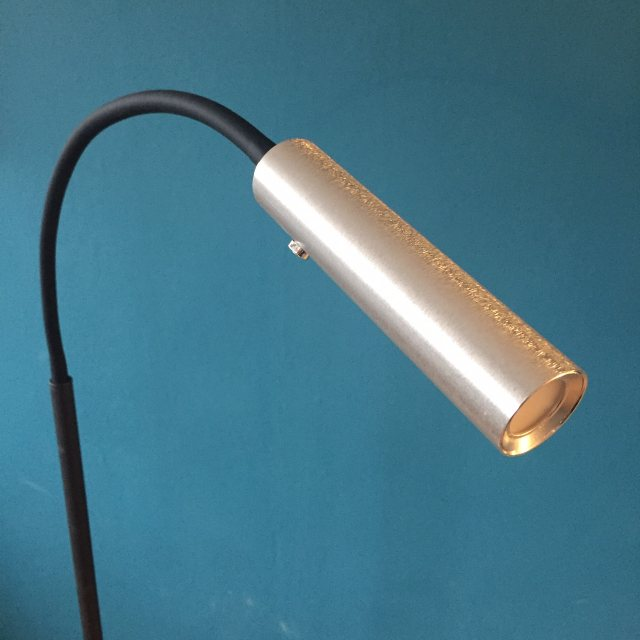 Julia Jones Pinet steel floor light