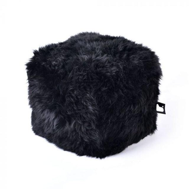 Julia Jones Fur Boxseat