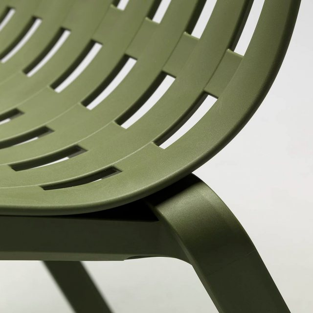Nadia Folio seating detail