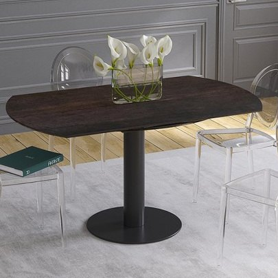 Julia Jones Versailles Grande Ceramic Dining Table (6-8 seater)