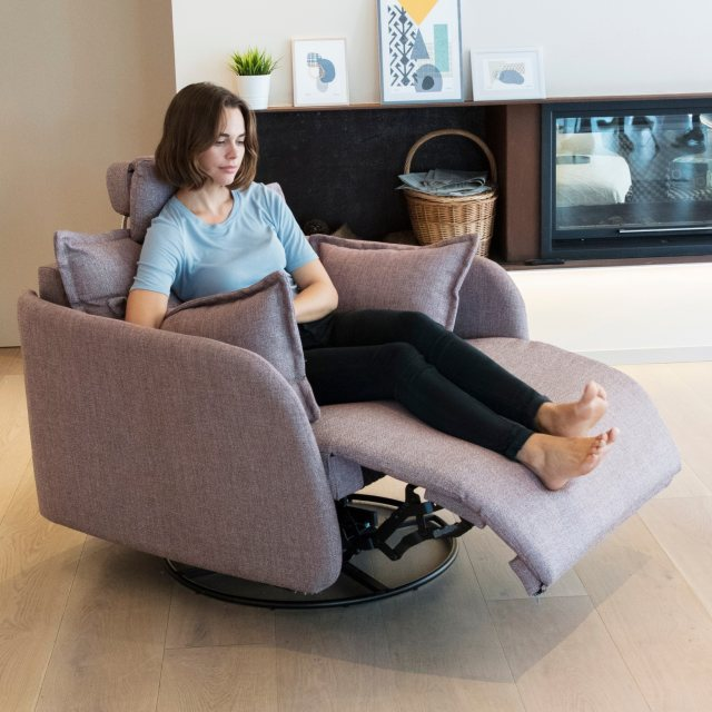 Fama Eva XL electric recliner