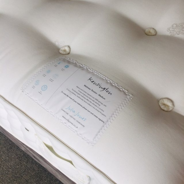 Julia Jones Kensington Pocket Spring 5000 Mattress