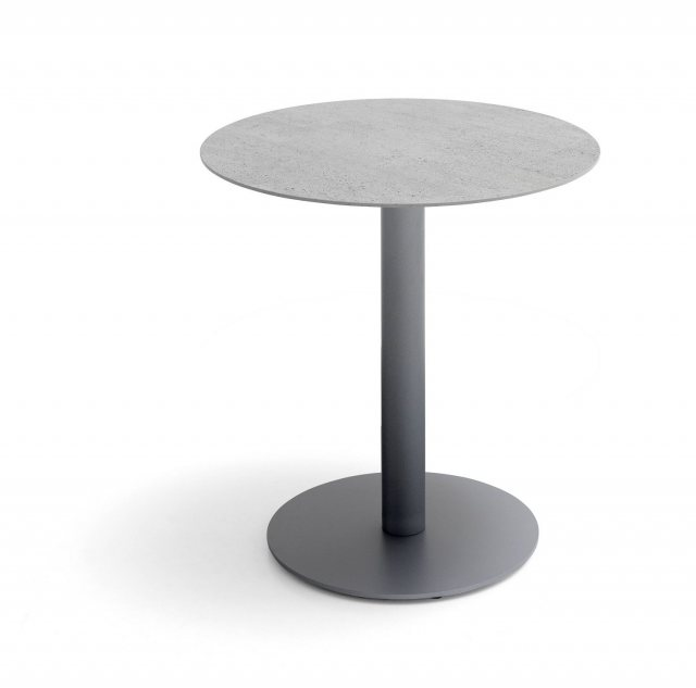 Julia Jones Alicante Dekton Round Counter Table