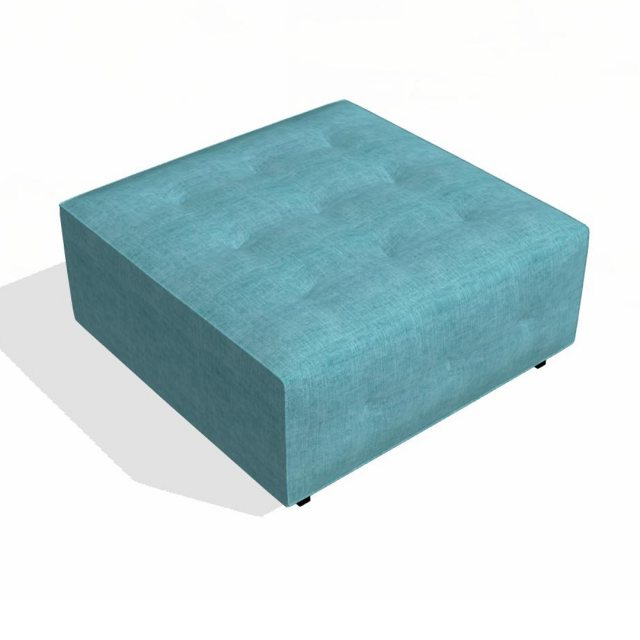 Fama Fama Urban D large footstool