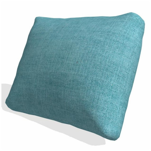Fama Fama Astoria fabric arm cushion