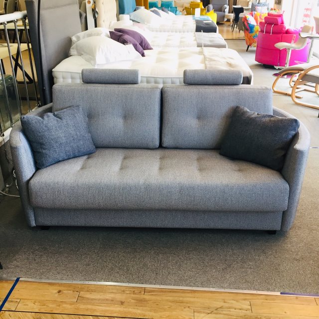 Fama Bolero 3 seater curved arms sofa