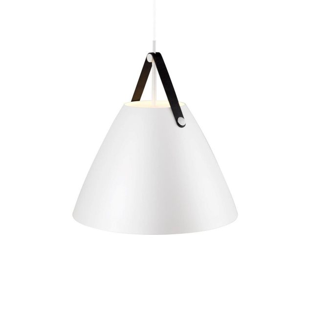 Julia Jones Fortyeight white pendant