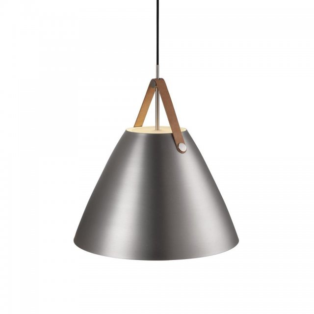 Julia Jones Fortyeight steel pendant