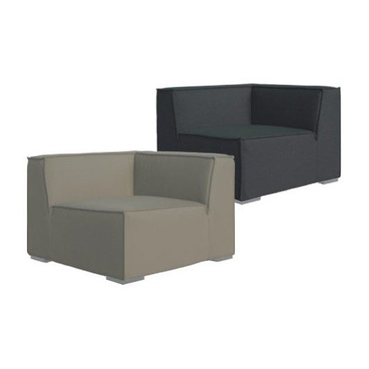 Julia Jones Sahara corner seat