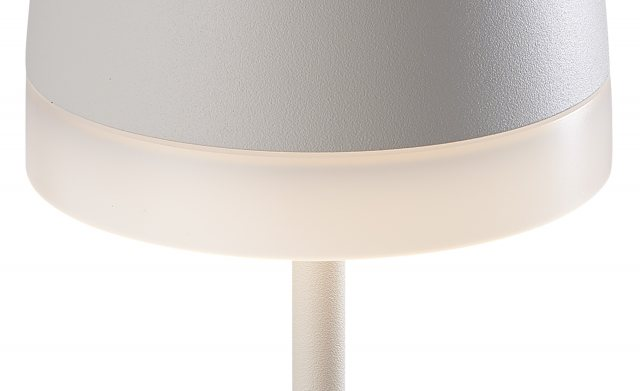 Julia Jones Cup table lamp white